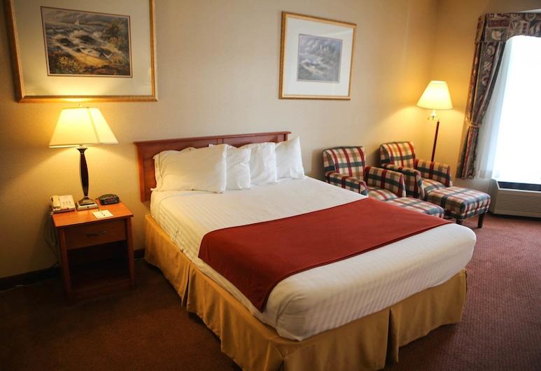 MorningGlory Hotel, Resort & Suites, Оушн-Шорз, Стандартний номер, 1 ліжко «кінг-сайз», з частковим видом на океан, Номер