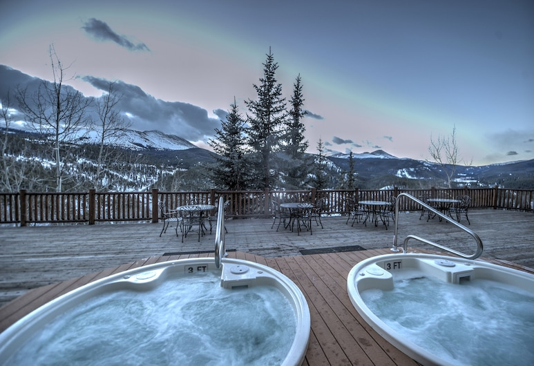 The Lodge at Breckenridge, Breckenridge, Outdoor Spa Tub