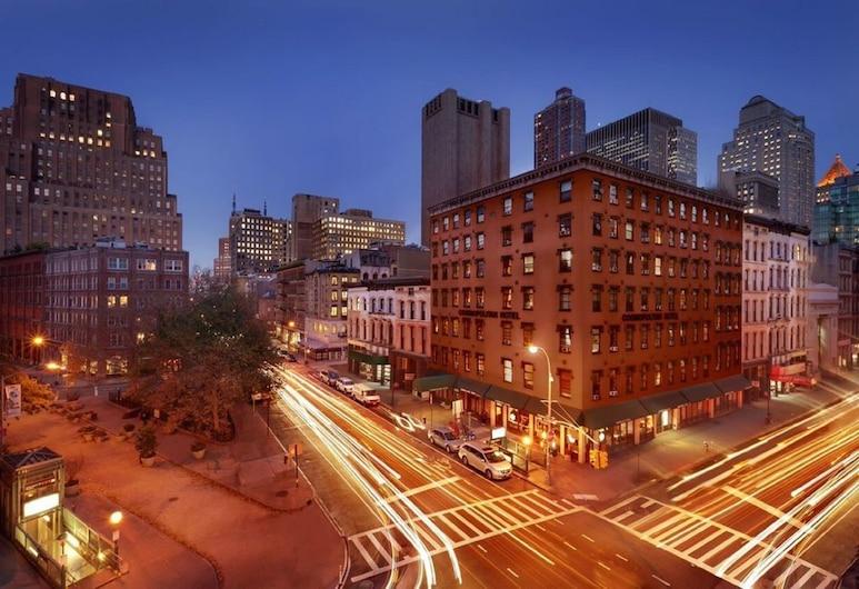 The Frederick Hotel, New York, Exterior