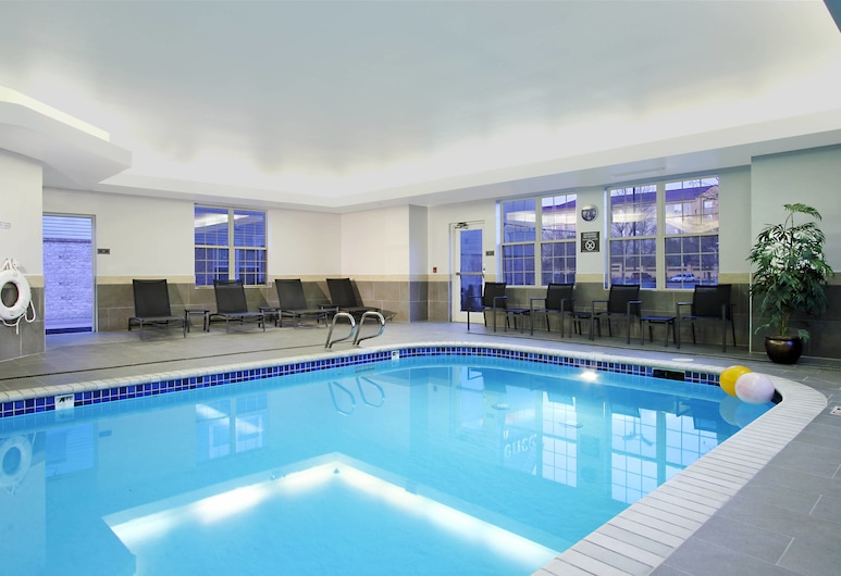 Residence Inn by Marriott Colorado Springs South, קולורדו ספרינגס, בריכה מקורה