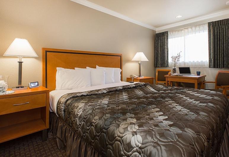 索瑪公園旅館 - 市民中心, 三藩市, 標準客房, 1 張加大雙人床, 非吸煙房, 客房
