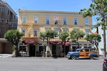 San Francisco — zdjęcie hotelu San Remo Hotel