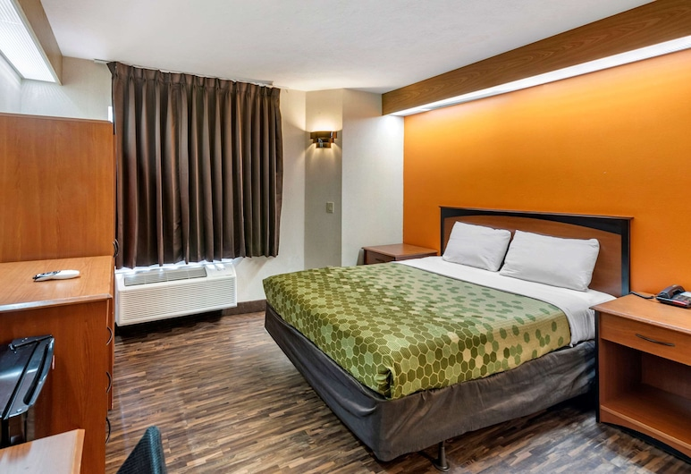 Econo Lodge North Academy, Colorado Springs, Habitación estándar, 1 cama Queen size, con acceso para silla de ruedas, para no fumadores, Habitación