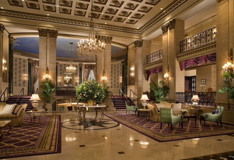 The Roosevelt Hotel, New York City, Nova York