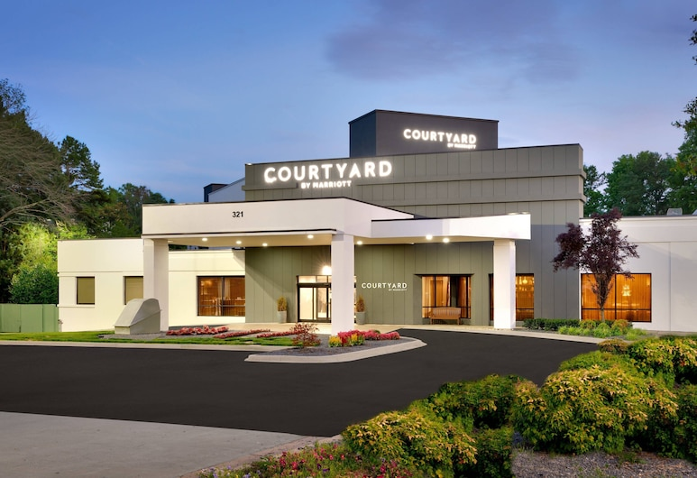 Courtyard by Marriott Charlotte Airport/Billy Graham Parkway, Charlotte