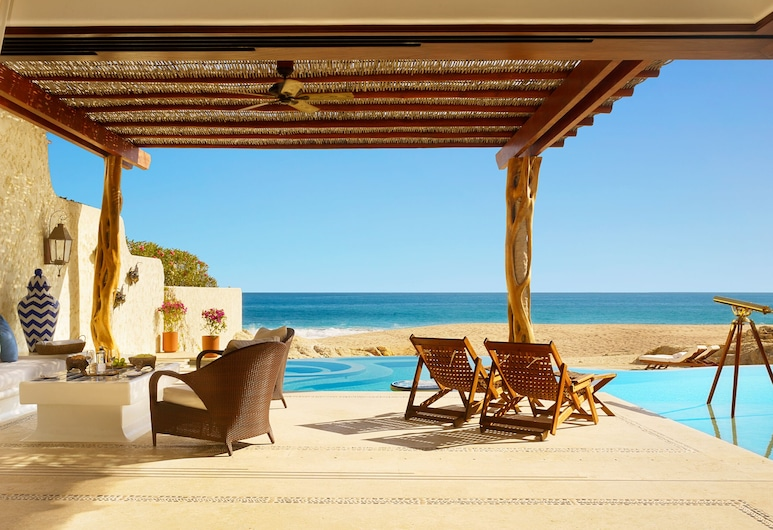 Las Ventanas al Paraiso, A Rosewood Resort, San Jose del Cabo, One Bedroom Beach front Signature Villa Wellness, Dzīvojamā zona
