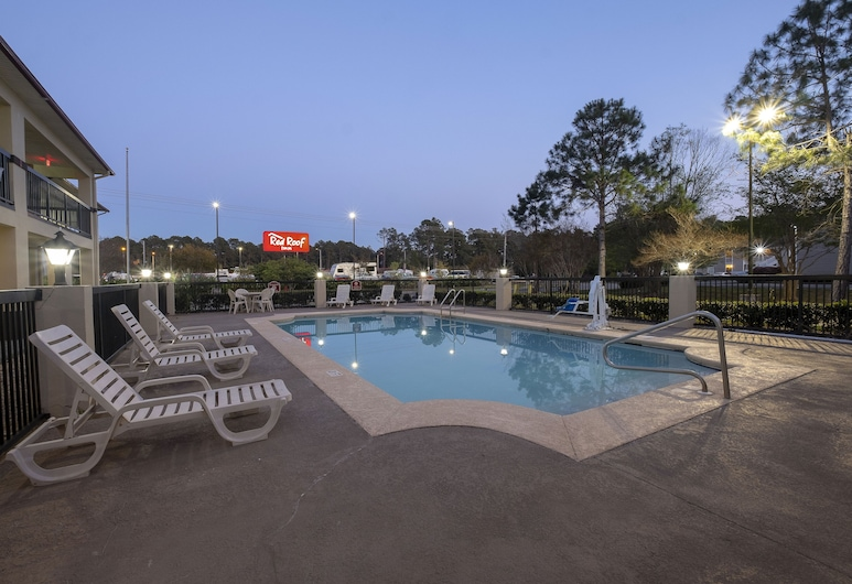 Red Roof Inn Gulf Shores, Gulf Shores, Piscina al aire libre