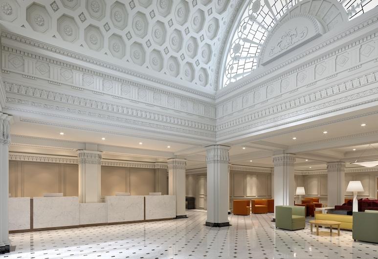 Hamilton Hotel Washington DC, Washington, Lobby