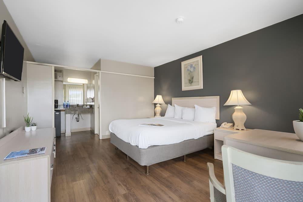 標準客房, 1 張加大雙人床, 無障礙 - 客房
