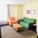 Studio-suite - 1 kingsize-seng - ikke-ryger - Stue