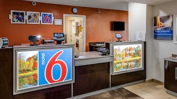 Greensboro bölgesindeki Motel 6 Greensboro Airport resmi