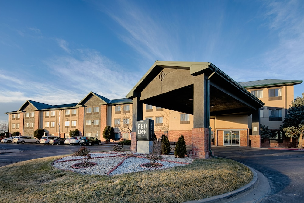 Red Lion Inn Suites Denver Airport Aurora