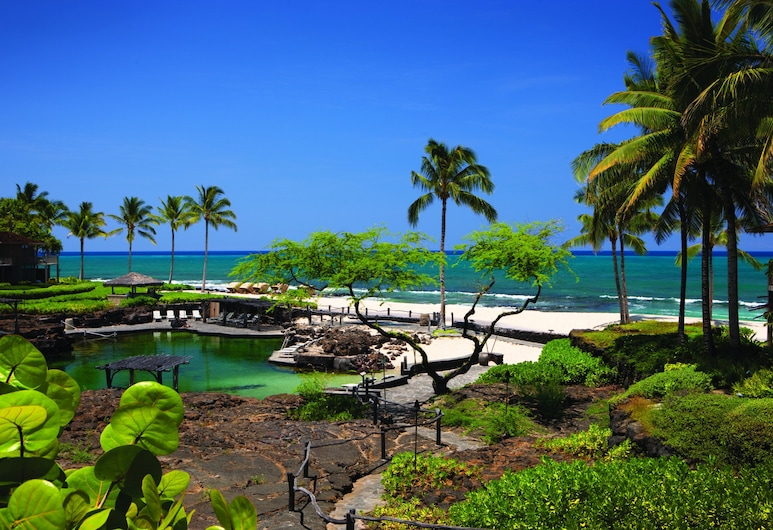 Four Seasons Resort Hualalai, Kailua-Kona, Natural Pool