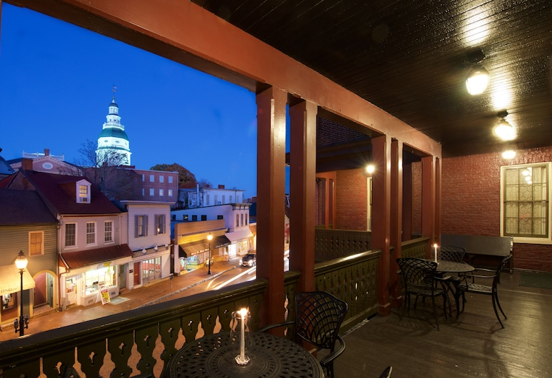 Historic Inns of Annapolis, Annapolis, Terrace/Patio