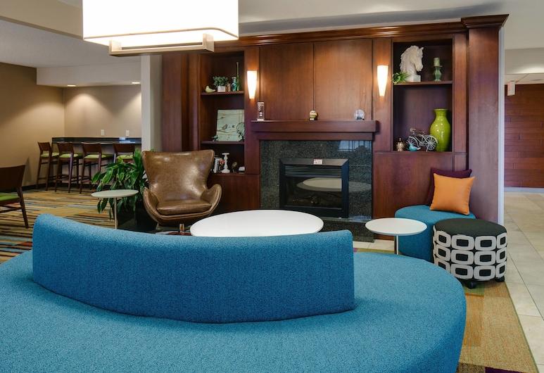 Fairfield Inn By Marriott Kansas City Airport, Kansas City, Lobby