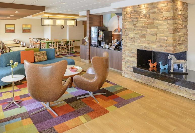 Fairfield Inn by Marriott Joplin, Joplin, Predvorje