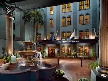 New Orleans bölgesindeki Omni Riverfront Hotel resmi