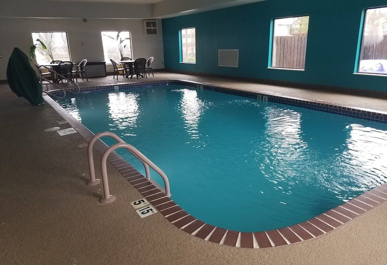 Hampton Inn St. Louis/Chesterfield, Chesterfield, Indoor Pool