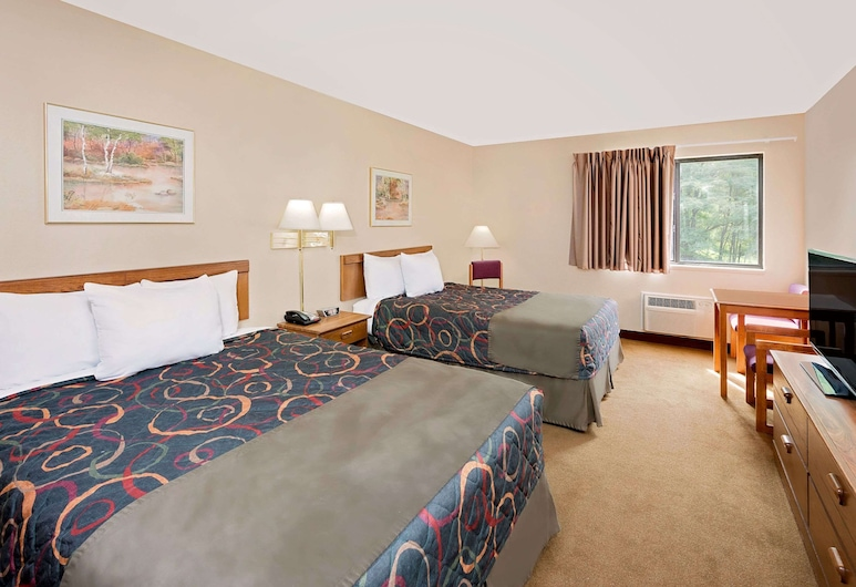Days Inn by Wyndham Boonville, Boonville, Standard Room, 2 Queen Beds, Smoking, Guest Room