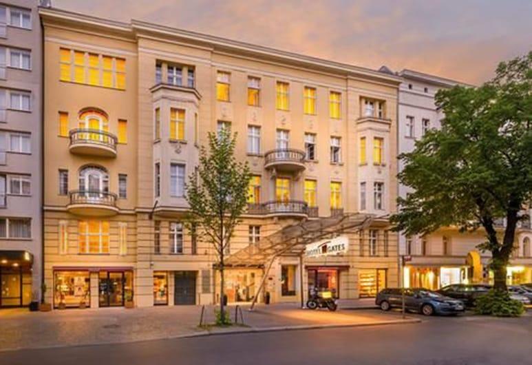 Novum Hotel Gates Berlin Charlottenburg, Berlin, Außenbereich