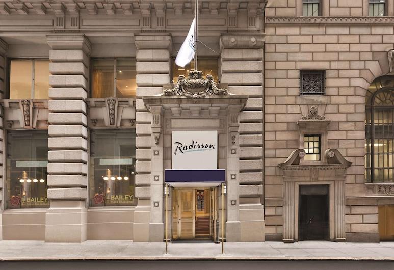 Radisson Hotel New York Wall Street, Nueva York