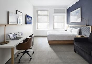Bilde av Club Quarters Hotel, Wall Street i New York