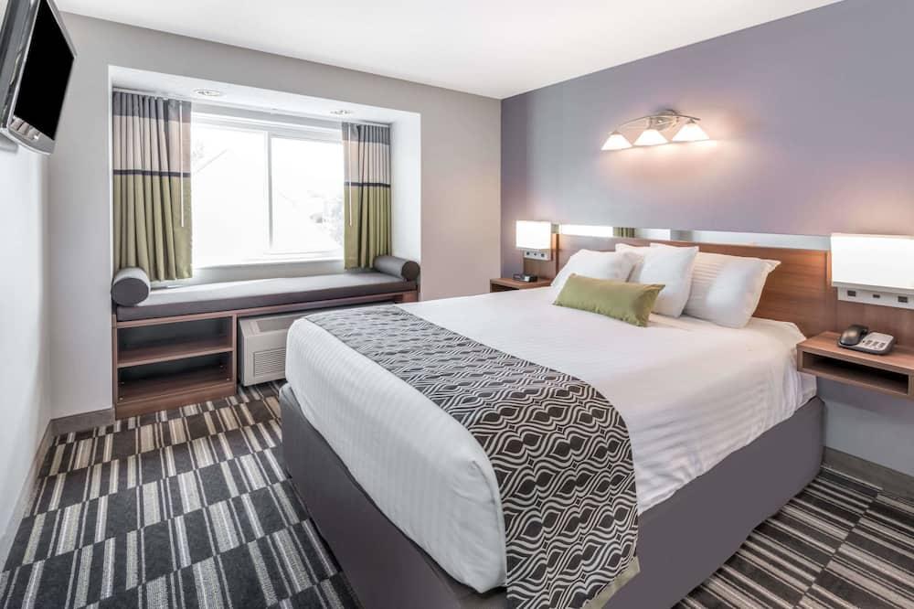 開放式套房, 1 張加大雙人床, 非吸煙房 - 客房