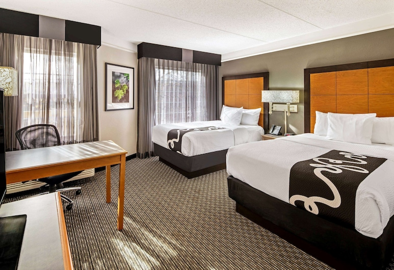 La Quinta Inn & Suites by Wyndham Macon, Macon, Room, 2 Double Beds, Accessible, Non Smoking (Mobility/Hearing Impaired Accessible), Guest Room