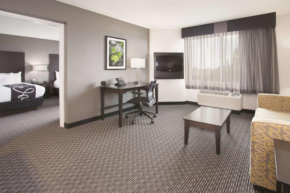 Suite, 2Doppelbetten, Nichtraucher - Zimmer