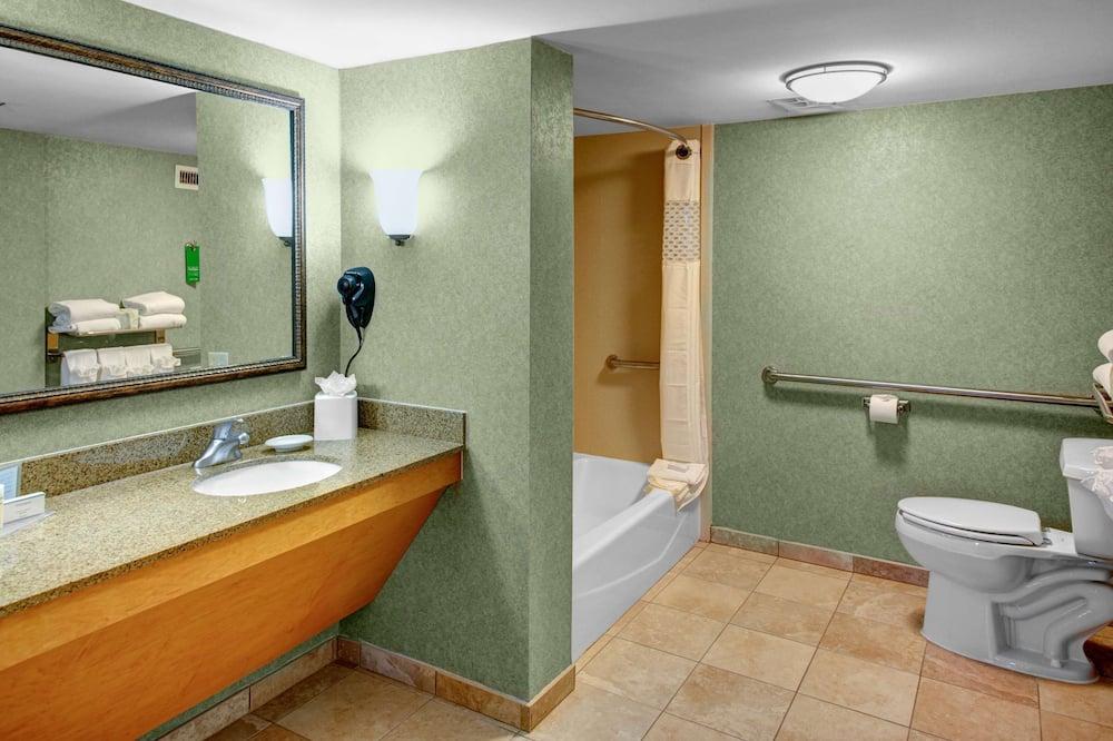 Phòng, Phù hợp cho người khuyết tật, Không hút thuốc - Phòng tắm