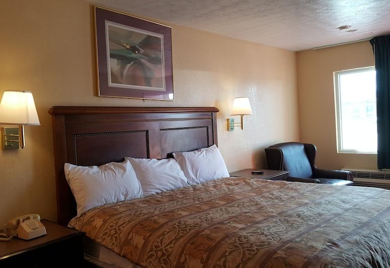 謝潑茲維爾路易斯維爾花園酒店, 希匹爾城, 標準客房, 1 張特大雙人床, 非吸煙房, 客房