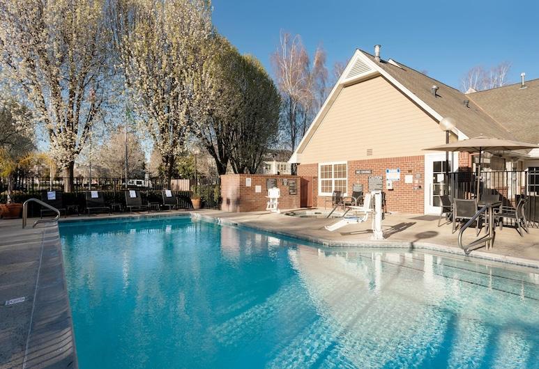 Residence Inn By Marriott Stockton, Stockton, Piscina Exterior