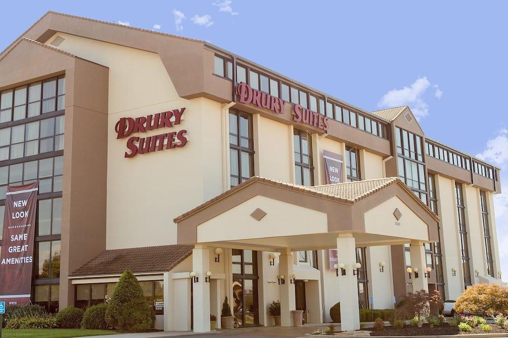 Voorkant hotel