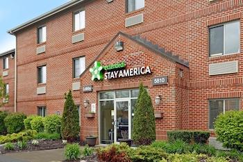 宛堡韋恩堡北部長住美國酒店的圖片