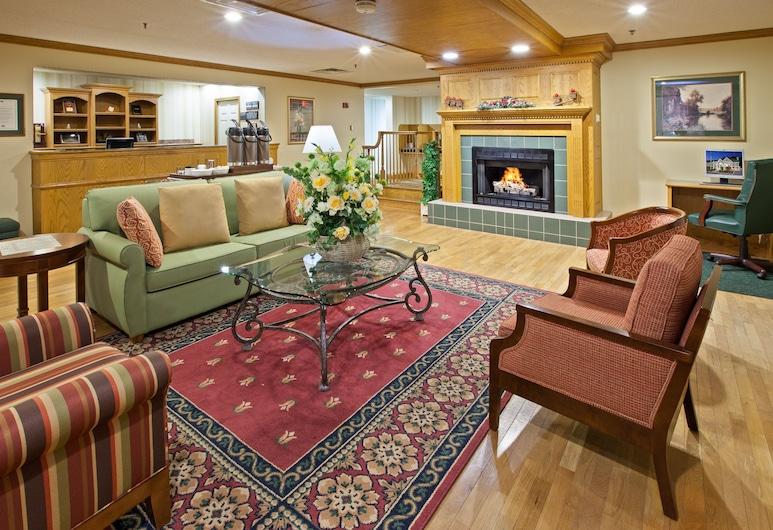 Red Roof Inn & Suites Corbin, קורבין, לובי