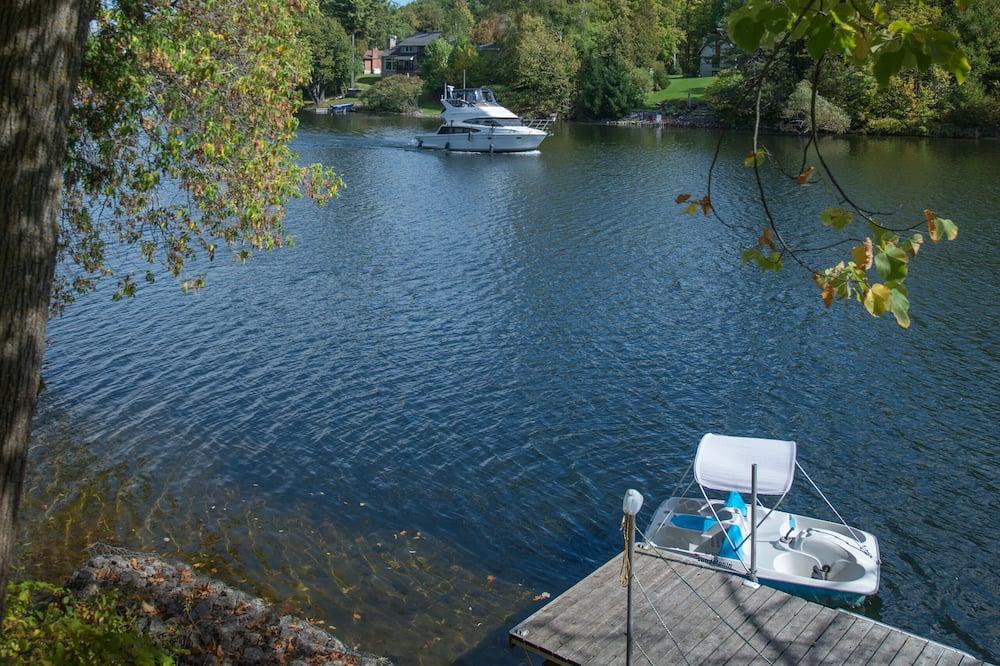 Номер, 1 ліжко «квін-сайз», обладнано для інвалідів, для некурців (Mobility, River View, No Pets) - Краєвид на водойму