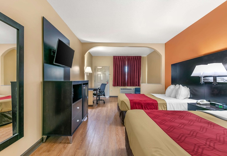 Econo Lodge Inn & Suites, Northport, Pokoj