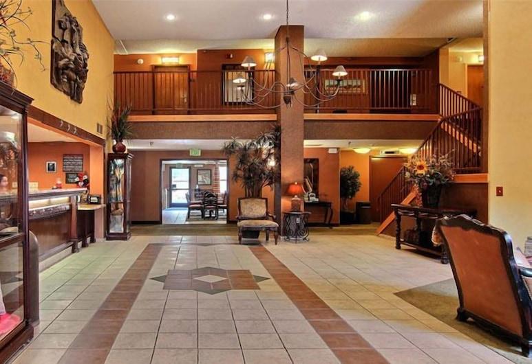 Ruidoso Mountain Inn, Ruidoso, Lobby
