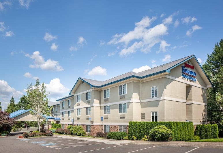 Fairfield Inn & Suites by Marriott Beaverton, Beaverton, Eksterijer