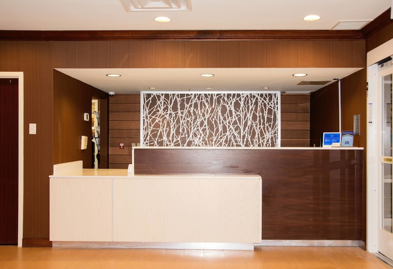 Fairfield Inn & Suites by Marriott Butler, Butler, Vstupní hala