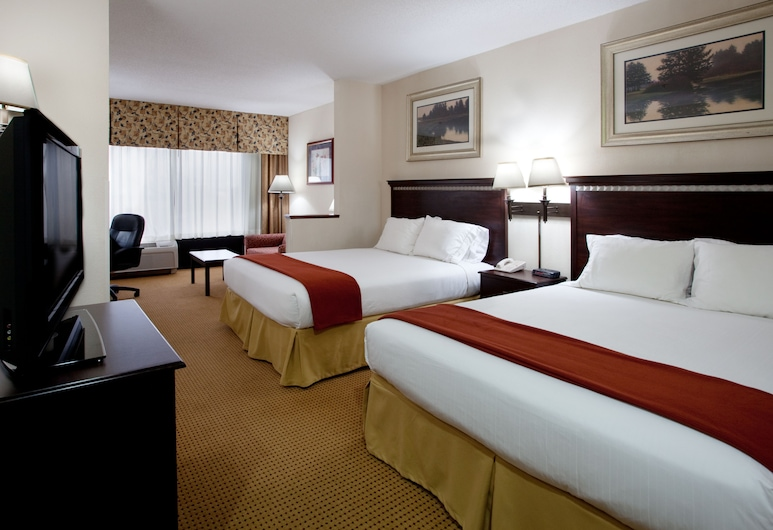 Holiday Inn Express Hotel & Suites Lexington-Hwy 378, Lexington, Guest Room