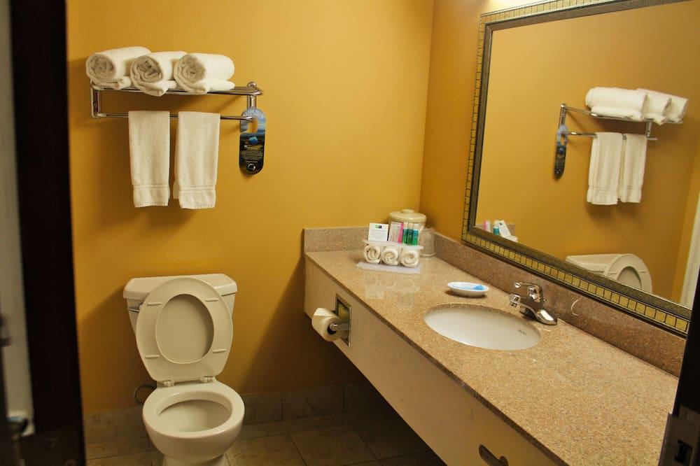 套房, 多張床 (Wet Bar) - 浴室
