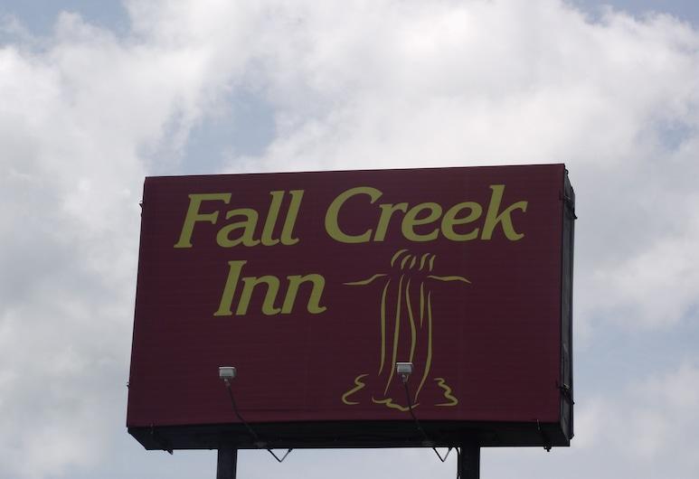 Fall Creek Inn, Cookeville, Exteriér