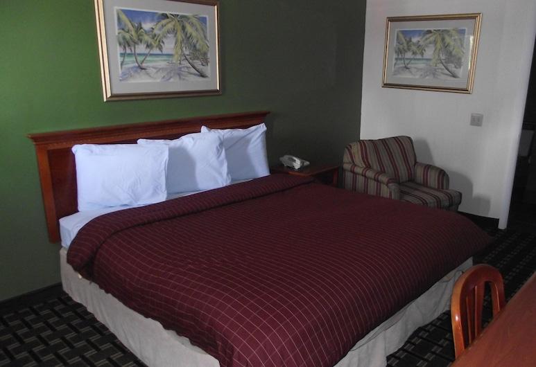 Fall Creek Inn, קוקוויל, חדר, מיטת קינג, ללא עישון, חדר אורחים