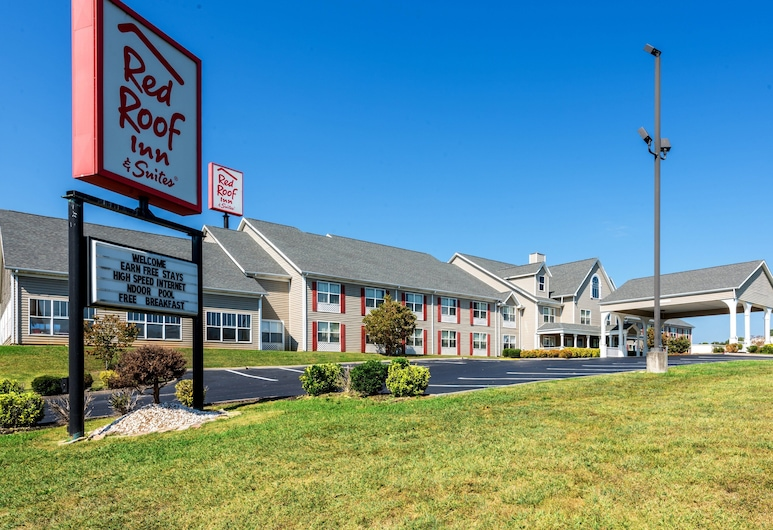 Red Roof Inn & Suites Knoxville East, Knoxville