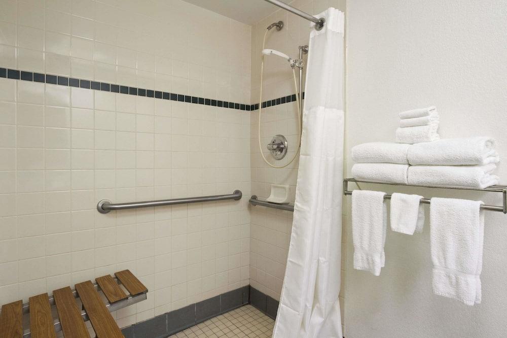 客房, 無障礙 - 浴室