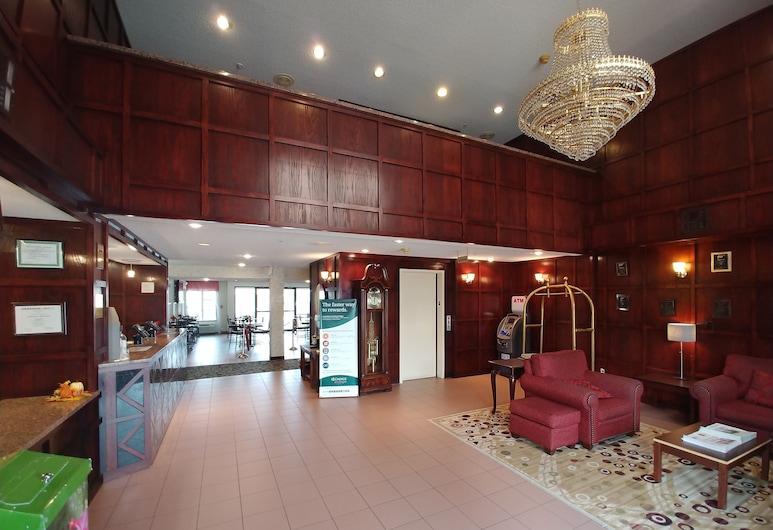 Quality Inn & Suites DFW Airport South, Irving, Wejście wewnętrzne