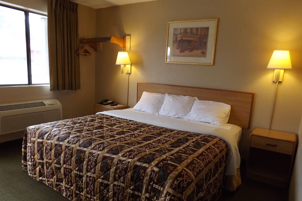 King Room, 1 King Bed, Non Smoking - Chambre