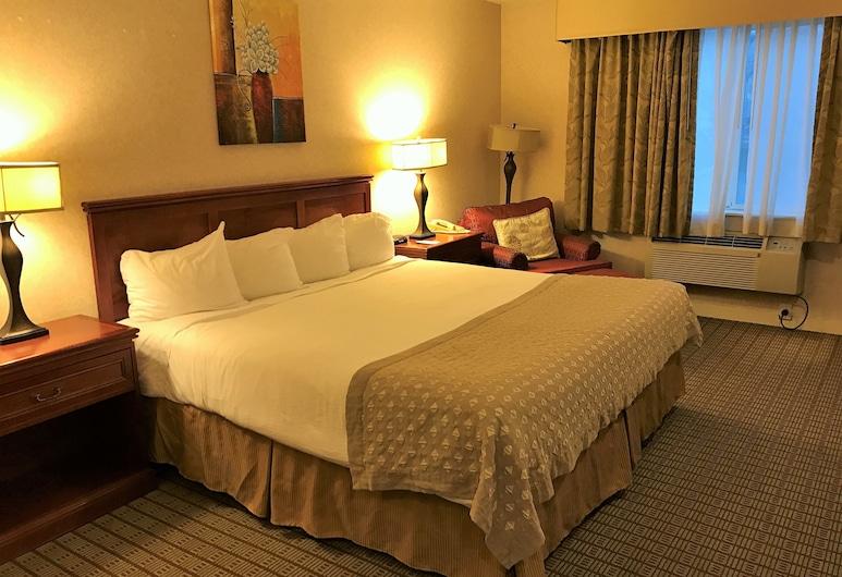 Ramada by Wyndham Draper, Draper, Soba, 1 king size krevet, pristup za osobe s invalidnošću, za nepušače (Mobility), Soba za goste