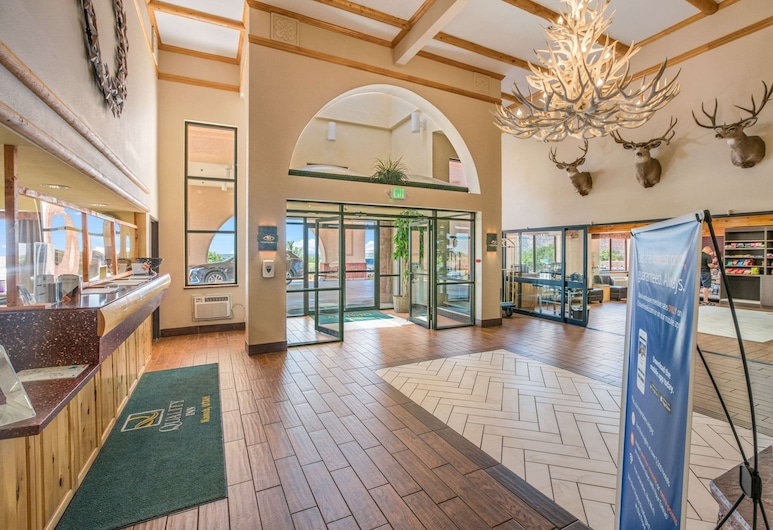 Quality Inn Kanab National Park Area, Kanab, Lobby